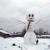 Школьники в селе Кильмезь слепили самого высокого в Удмуртии снеговика