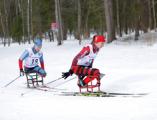Спортсмены из Удмуртии завоевали 8 золотых медалей на соревнованиях по лыжным гонкам и биатлону среди лиц с ПОДА