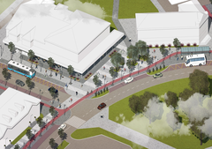До 15 февраля можно высказать свои предложения по проекту благоустройства площади Свободы