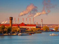 Мощность ижевской ТЭЦ-1 была доведена до 230 МВт