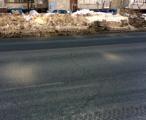 Отремонтированные глазовские дороги не пережили зиму