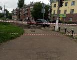 В Глазове начали ремонт тротуаров