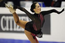 Елизавета Туктамышева стала второй на соревнованиях в Финляндии