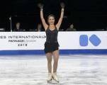 Елизавета Туктамышева рассказала, что надеется выступить в Пекине-2022