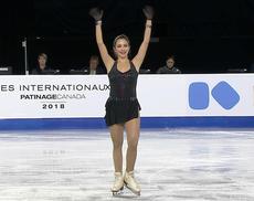 Елизавета Туктамышева установили еще один личный рекорд