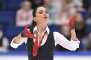 Елизавета Туктамышева стала третьей на этапе Гран-при Skate America