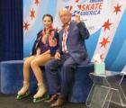 Глазовчанка Елизавета Туктамышева выиграла серебро на этапе гран-при в Чикаго