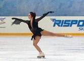 Елизавета Туктамышева заняла третье место на этапе Кубка России в Сочи