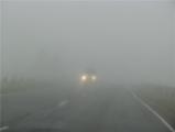 Водителей в Удмуртии предупреждают о тумане и снегопаде