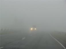 Жителей Удмуртии предупреждают о сильном тумане