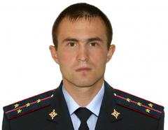 Полицейский из Глазова участвует в конкурсе «Народный участковый – 2018»