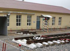 На станции Глазов открыта новая учебная площадка для работников путевого хозяйства