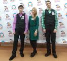 Ученики «атомного» класса из Глазова победили на фестивале научных сообществ