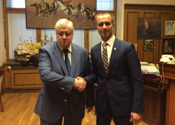 В выборах главы Удмуртии примет участие Фарид Юнусов