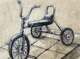 В Ижевске установят памятник велосипедисту