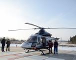 В Удмуртии в 2019 году должно появиться 20 вертолетных площадок для санитарной авиации
