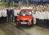 В 2017 году Ижевский автозавод планирует сохранить производство автомобилей на прежнем уровне