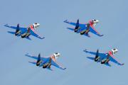 Жителей Ижевска напугали летающие над городом истребители Су-30