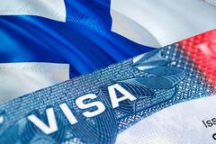 Финляндия выдала в России рекордное количество шенгенских виз