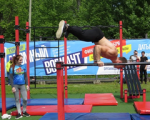 Второй этап турнира «Атомный воркаут-2018» пройдет в Глазове