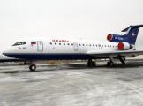 Парк авиакомпании «Ижавиа» пополнился девятым самолетом Як-42Д