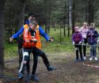 Станция юных туристов проведет соревнования в парке Горького