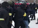 Несогласованная акция в Ижевске 31 января прошла с задержаниями