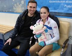 Фигуристка из Ижевска Алина Загитова выиграла зимнюю спартакиаду учащихся России