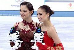 Алина Загитова стала чемпионкой Олимпийских игр