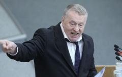 Жириновский пообещал разогнать Федерацию фигурного катания