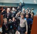 Юные глазовские хоккеисты стали победителями Межрегионального первенства «Золотое кольцо»