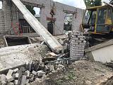 4 человека погибли при обрушении перекрытий строящегося торгового центра в Зуевке