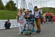 В Ижевске открыли площадку для летних адаптивных видов спорта