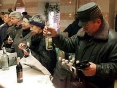 В Удмуртии на 63% выросло количество умерших от отравления алкоголем