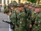 38 призывников из Глазова и района отправились в армию