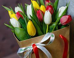 Цветочные букеты с доставкой