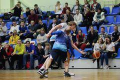 Глава Удмуртии сыграл в баскетбол с Андреем Кириленко