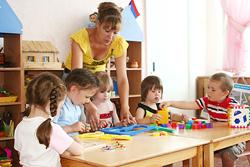 В Глазове продолжается ремонт детских садов