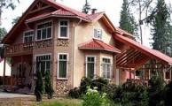 Стоимость месячной аренды коттеджа в Подмосковье составляет 133 тысячи рублей