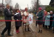 Россияне не нашли дороги на фотографиях её торжественного открытия