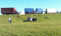 В Удмуртии произошло ДТП с участием 6 автомобилей