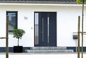 Современные металлопластиковые двери