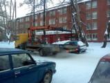 С глазовских улиц эвакуировали 58 автомобилей