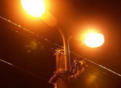 В Ижевске дополнительно установят 8,5 тысяч уличных светильников