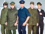 Форменная одежда для работников силовых структур