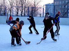 Детская спортивная школа №2 набирает юных хоккеистов