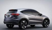 Honda CR-U - самый компактный кроссовер японского бренда
