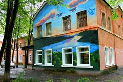 В музее-заповеднике «Иднакар» работает выставка «Властелин колец»