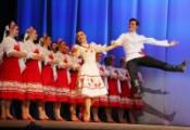 Ансамбль народного танца Игоря Моисеева ударно выступил в Волгограде