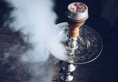 Глава Удмуртии собирается запретить курение кальянов на набережной ижевского пруда
